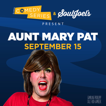 Philadelphia, PA: Aunt Mary Pat at Rivers Casino