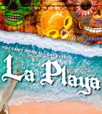 La Playa De Rizzo's Pop Up: August 14th