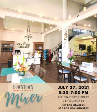 Downtown Santa Barbara Mixer