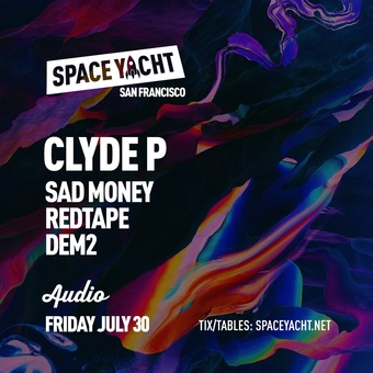 Space Yacht x Audio SF