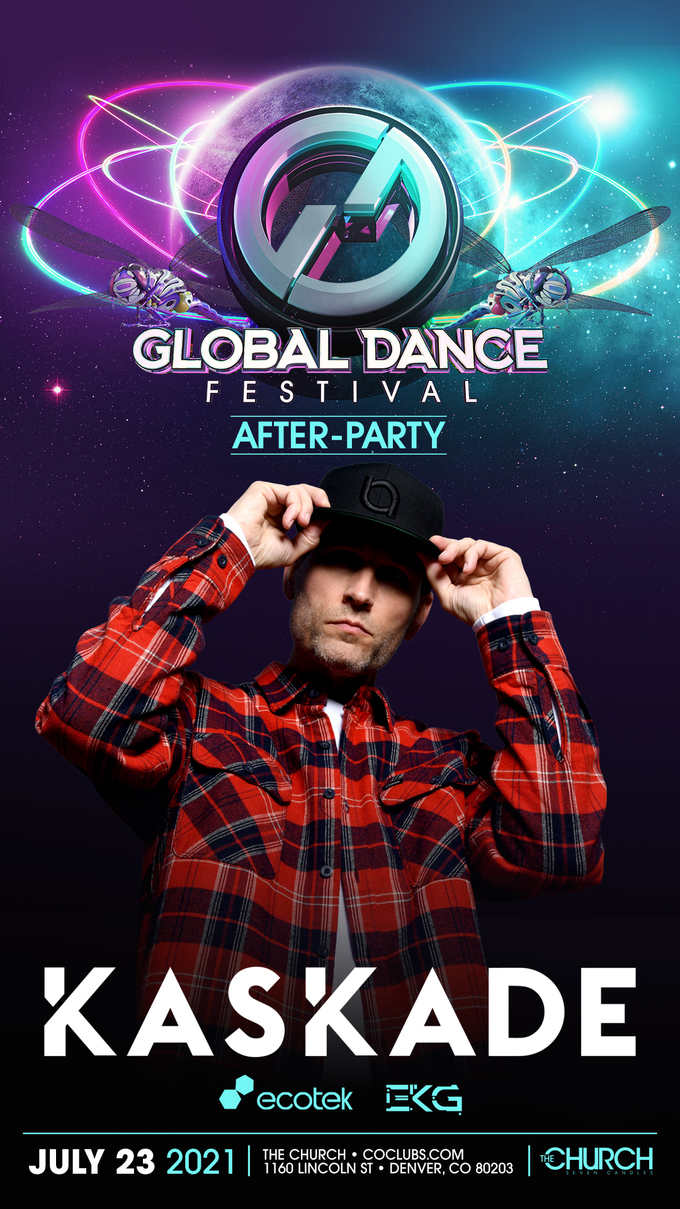Global Dance Festival Afterparty: Kaskade - SOLD OUT