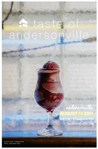 2021 Taste of Andersonville