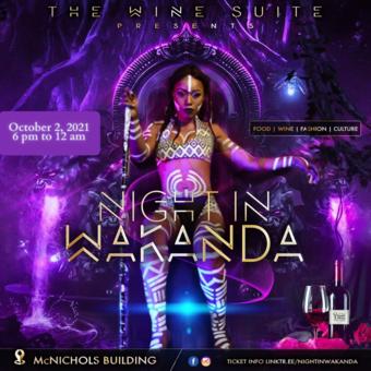 Night in Wakanda