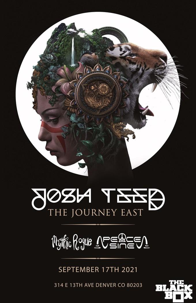 Josh Teed w/ Mythic Rogue, Peace Sine