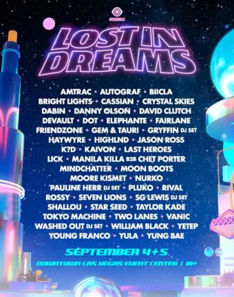 Lost In Dreams Festival - Las Vegas, NV