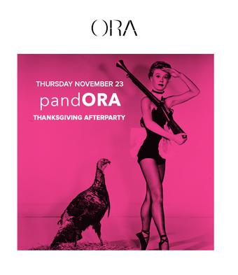 pandORA Thursdays