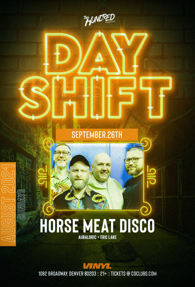 Day Shift - Horse Meat Disco