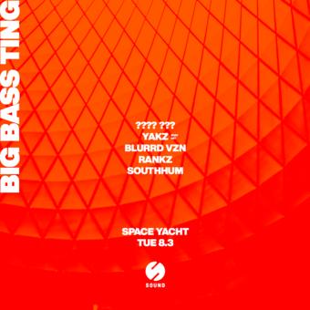 Space Yacht @ Sound
