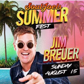 Jim Breuer headlines the Finale for SummerFest