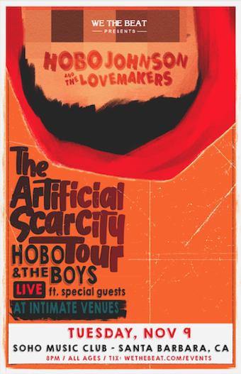 Hobo Johnson & The Lovemakers - Santa Barbara, CA