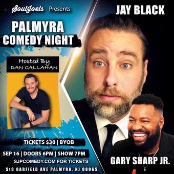 Palmyra, NJ: Comedy Night at The Palmyra