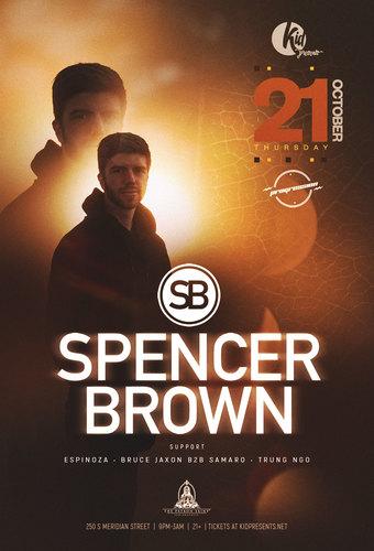 Spencer Brown