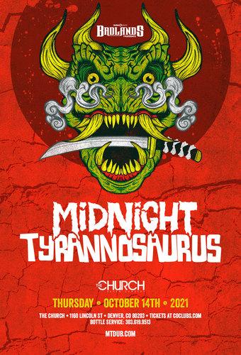 Midnight Tyrannosaurus