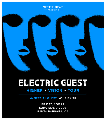 Electric Guest - Santa Barbara, CA