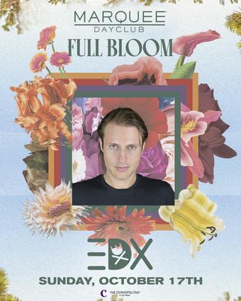 FULL BLOOM: EDX + FOOTBALL SUNDAY