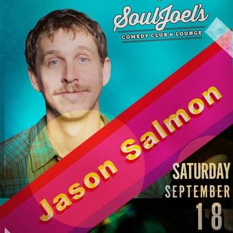 Arts Montco Week: Jason Salmon headlines SoulJoel's Comedy Dome