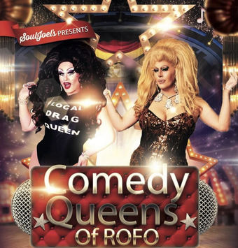 Comedy Queens of ROFO at SoulJoel's Comedy Dome