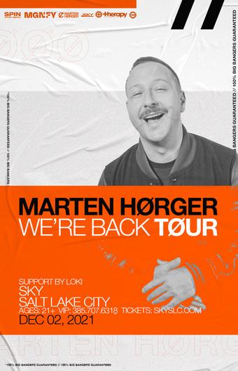 Therapy Thursdays : Marten Horger