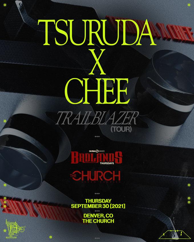 Tsuruda x CHEE