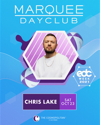 EDC WEEK: CHRIS LAKE