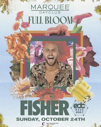 EDC WEEK: FISHER
