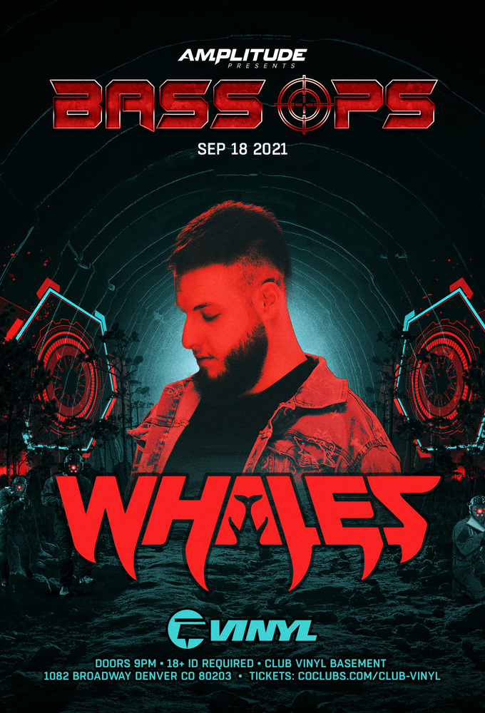 BASS OPS: WHALES