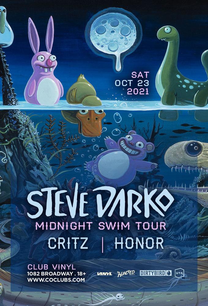 Steve Darko