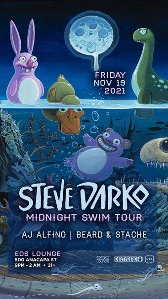 Steve Darko at EOS Lounge 11.19.21 9pm