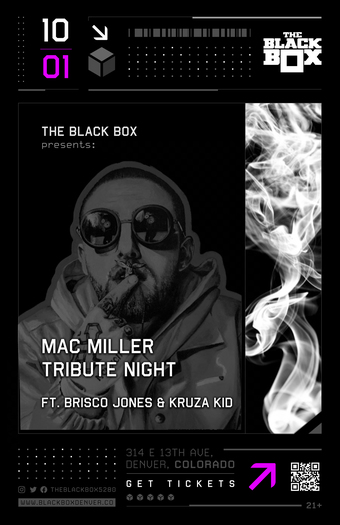 Mac Miller Tribute Night (Local Love <3 - Free Event)