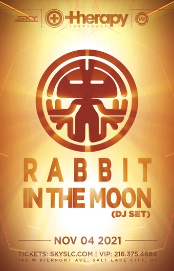 Therapy Thursdays : Rabbit In The Moon