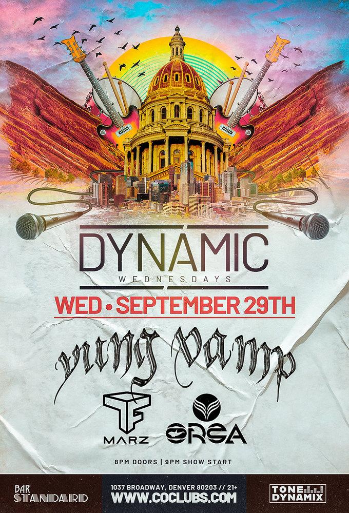 Dynamic Wednesdays ft. YUNG VAMP