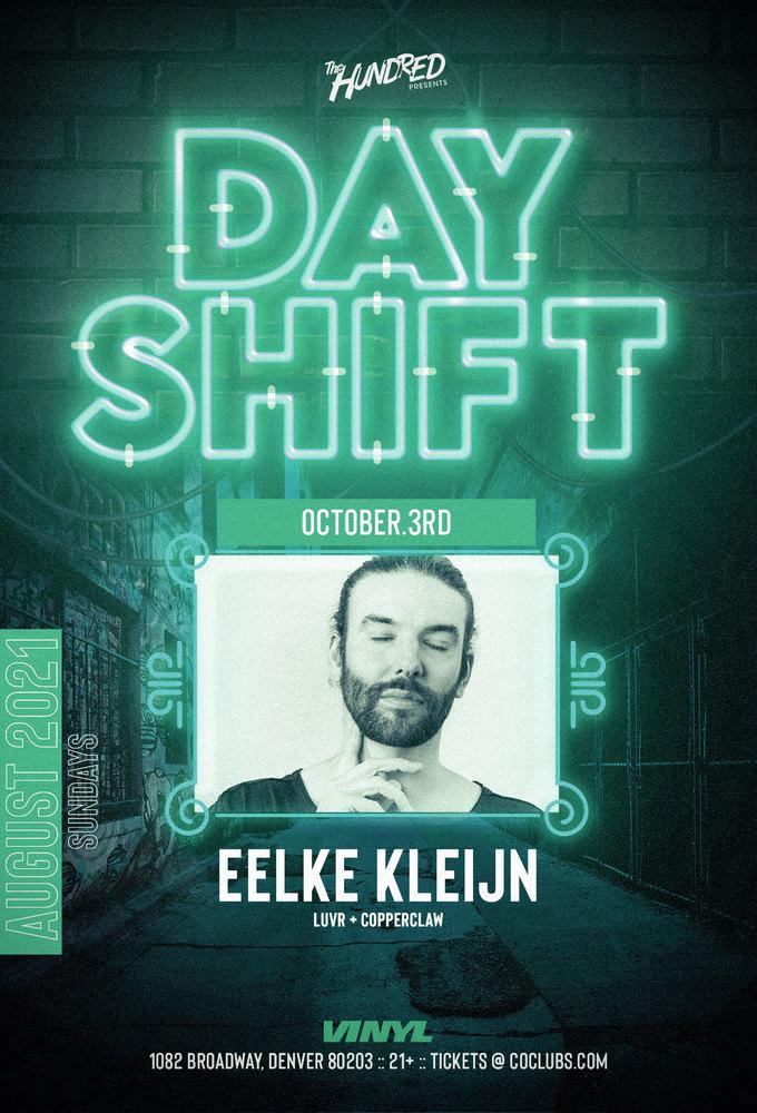 Day Shift - Eelke Kleijn