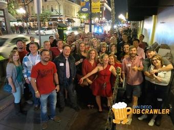 Labor Day Weekend Pub Crawl 2017 - Sunday 9/3