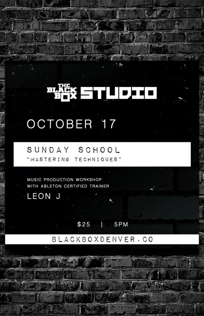 Sunday School: Mastering with Leon J