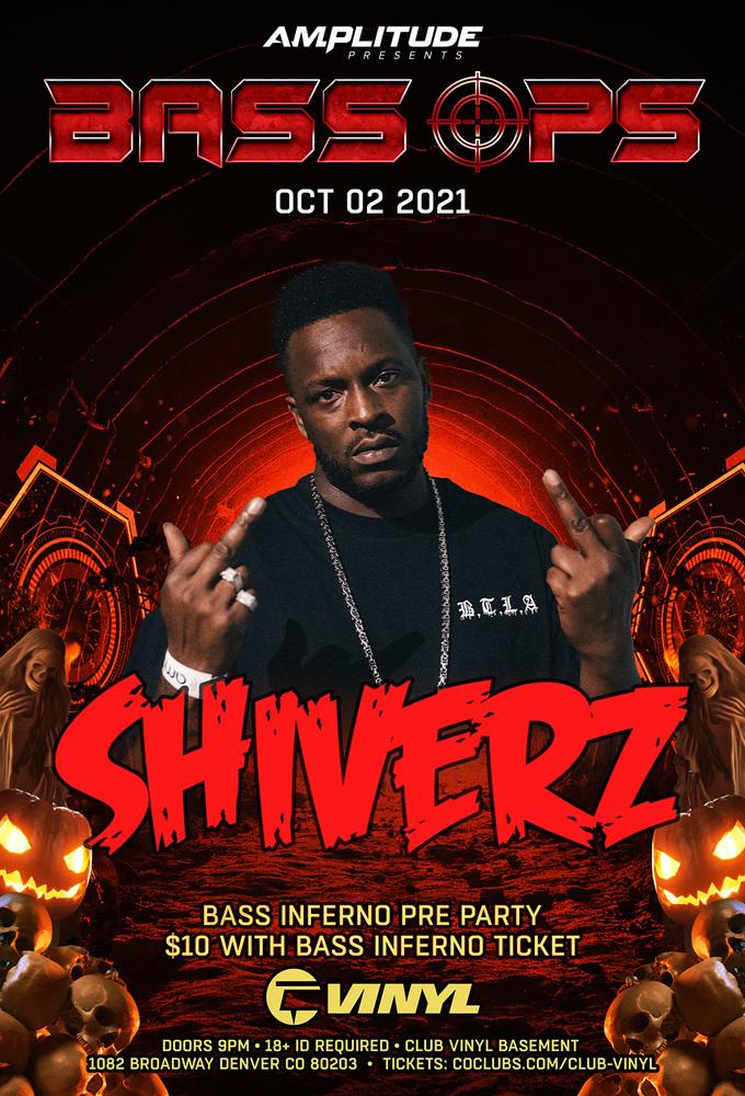 BASS OPS: SHIVERZ