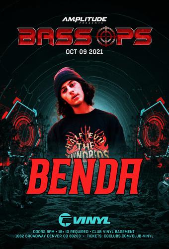 BASS OPS: BENDA
