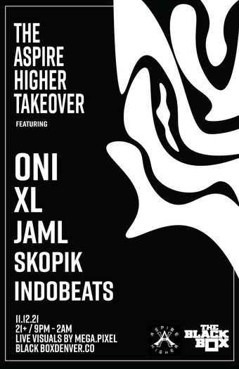 The Aspire Higher Takeover: Oni, XL, Zejibo, JAML, Skopik