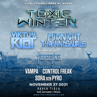 Toxic Winter - San Antonio