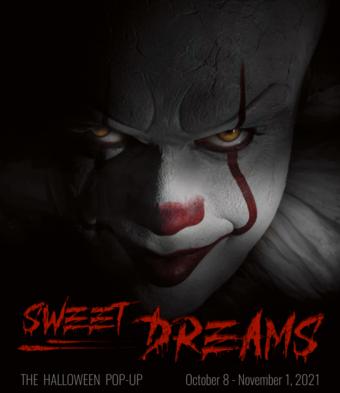 Sweet Dreams - Halloween Pop Up Party