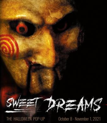 Sweet Dreams - Halloween Week