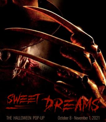 Sweet Dreams - Halloween Weekend