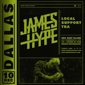 James Hype Dallas