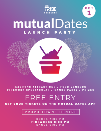 MutualDates Launch Party