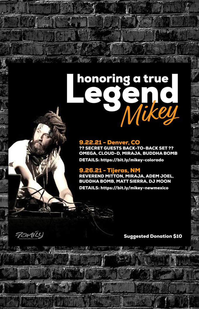 Mikey Fisher Celebration of Life