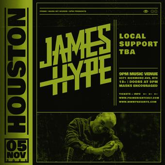 James Hype Houston