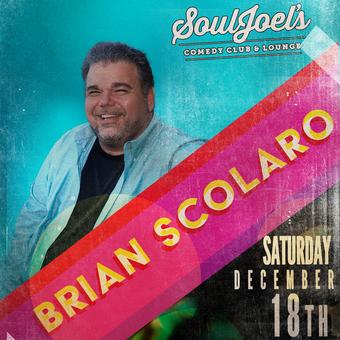 Brian Scolaro headlines SoulJoel's