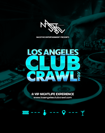 Los Angeles Club Crawl - Guided Nightlife Party Tour