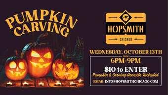 Pumpkin Carving HopChi