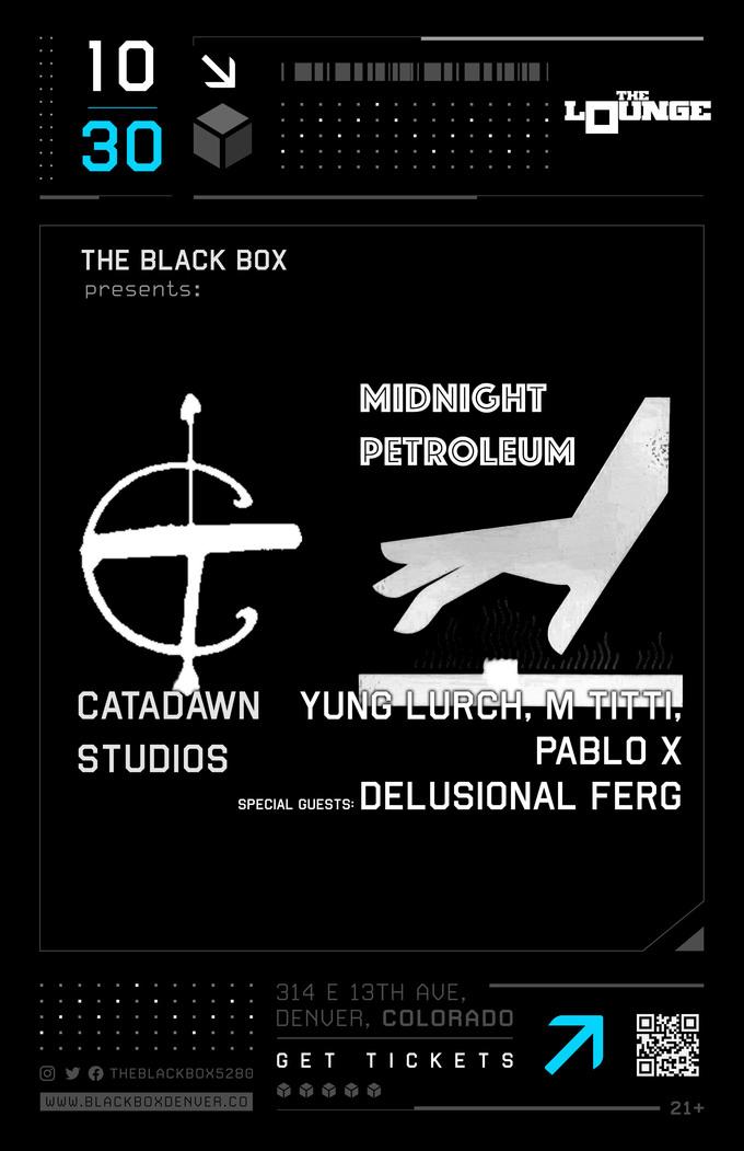 Catadawn x Midnight Petroleum