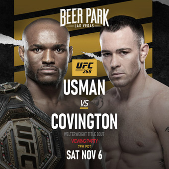 UFC 268 Viewing Party